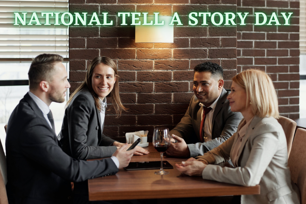 National Tell A Story Day